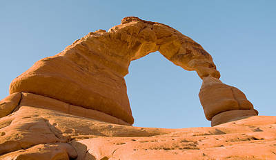 Y120831 Photograph - Delicate Arch by Tom Kelly Photo