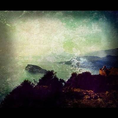 Beach Photograph - Delphi Vista by Natasha Marco