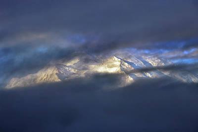 Snowscape Photograph - Denali  by Rick Berk