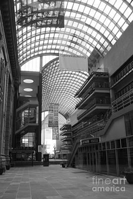 Denver Center For Performing Arts Print by David Bearden