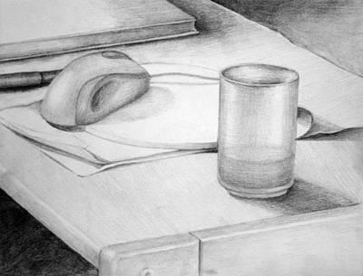Desk Print by Morka Mold