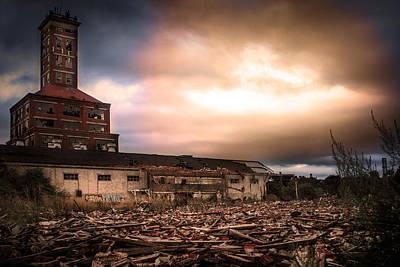 Desolation Original by Robert Mirabelle