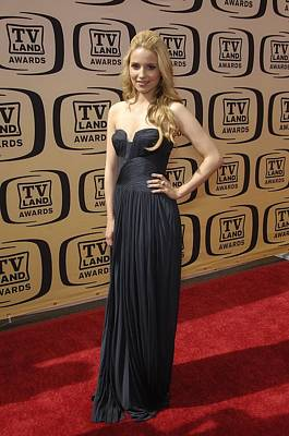 Dianna Agron Photograph - Dianna Agron In Attendance For 8th by Everett