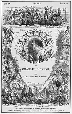 Dickens: Little Dorit Print by Granger