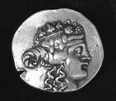 Dionysus Print by Unknown
