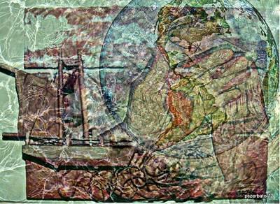 Discovery Of America Original by Paulo Zerbato