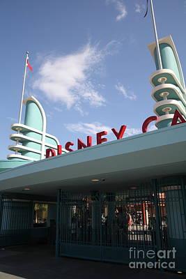 Fantasy Photograph - Disney California Adventure - Anaheim California - 5d17527 by Wingsdomain Art and Photography