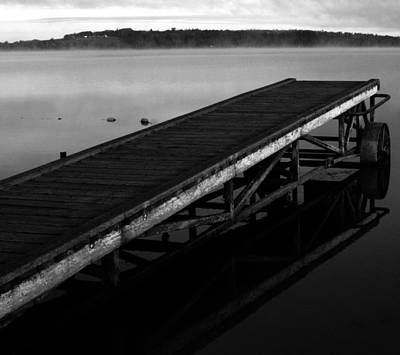 Dock Print by JC Photography and Art