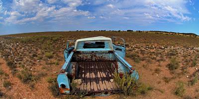 D700 Photograph - Dodge Truck Forever by Jaco Kriek