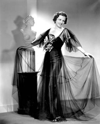 Dodsworth, Mary Astor, 1936 Print by Everett