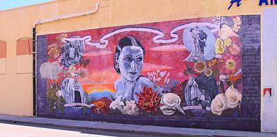 Dolores Del Rio Print by Viktor Savchenko