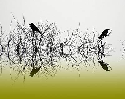 Black Top Digital Art - Dont Look Back by Sharon Lisa Clarke