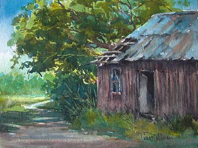 Painting - Door's Open by Tina Bohlman