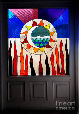 Doorway Of Choice Print by Al Bourassa