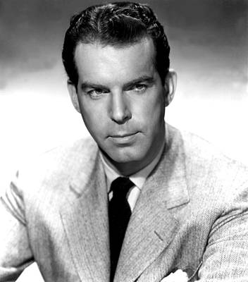 1944 Movies Photograph - Double Indemnity, Fred Macmurray, 1944 by Everett