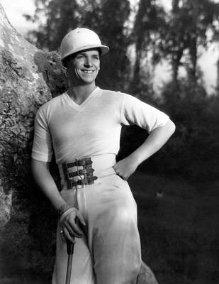 Douglas Fairbanks, Jr., 1930 Print by Everett