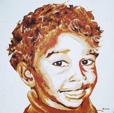 Painting - DP by Reginald Charles Adams