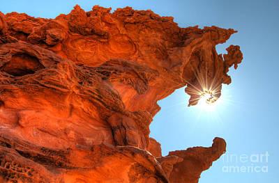 Dragons Breath Print by Bob Christopher