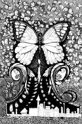 Dream Print by Ievgeniia Lytvynovych