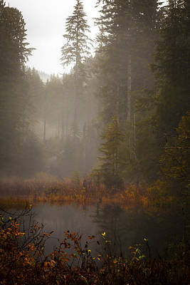 Dream Of Autumn Print by Mike Reid