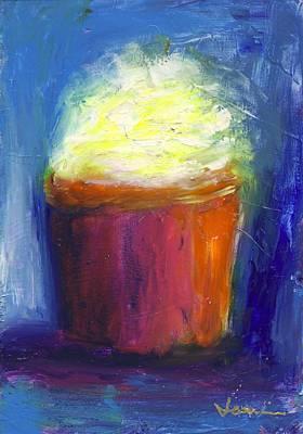 Jeannine Painting - Dreamy by Jeannine Luke