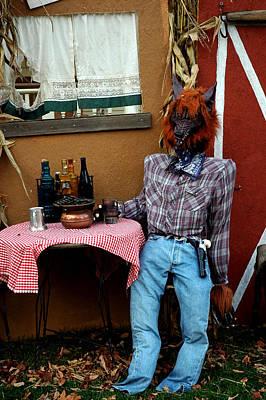 Fear Photograph - Drunk Werewolf Diner by LeeAnn McLaneGoetz McLaneGoetzStudioLLCcom