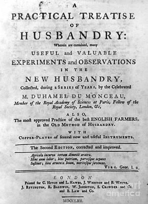 Du Monceau: Title Page Print by Granger