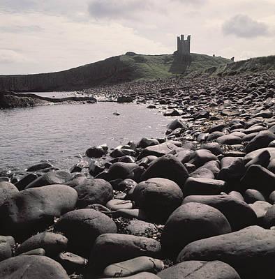 Dunstanburgh Photograph - Dunstanburgh Castle by Dunstanburgh Castle