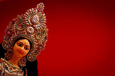 Durga Photograph - Durga by © Shadman Sakib - Photographer's Choice