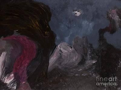 Www.artworkxofmann.com Painting - Eight by Rob Smith
