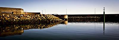 Eisenhower Pier Original by Chris Cardwell