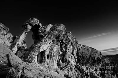 Surreal Landscape Photograph - Elephant Rock by Keith Kapple