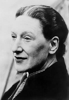 2008-2 Photograph - Elizabeth Bowen 1899-1973,  Anglo-irish by Everett