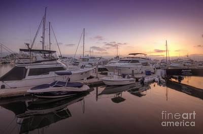 San Diego Embarcadero Park Photograph - Embarcadero Marina 2.0 by Yhun Suarez