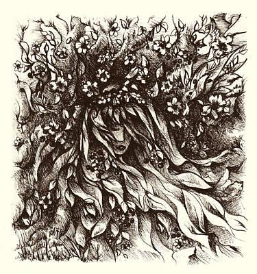 Enchantment Print by Rachel Christine Nowicki