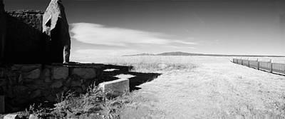 End Of The Santa Fe Trail Original by Jan Faul