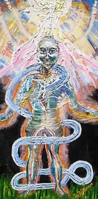 Enlightened Print by Lisa Kramer