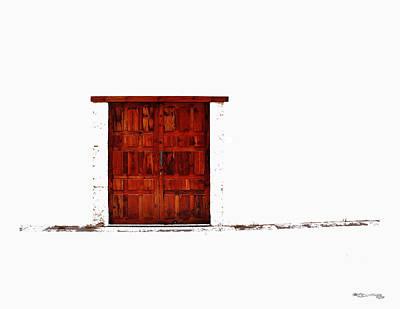 Xoanxo Digital Art - Entrance by Xoanxo Cespon