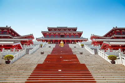 Y120817 Photograph - Epang Palace by Pan Hong