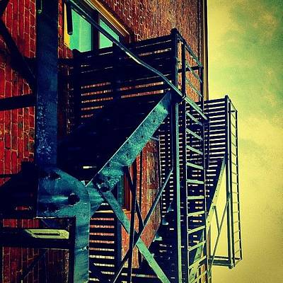 Science Fiction Photograph - Escape To The Sky by Amy DiPasquale