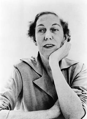 2008-2 Photograph - Eudora Welty 1909-2001, American by Everett