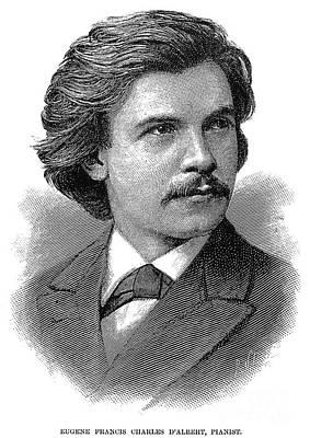 Eugen Francis C. Dalbert (1864-1932) Print by Granger