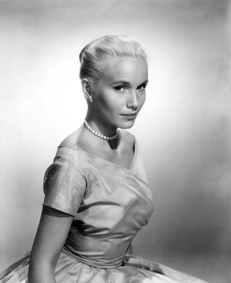Eva Marie Saint, Ca. 1956 Print by Everett