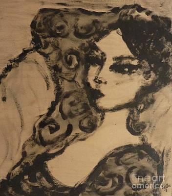 Eva Print by Preston -