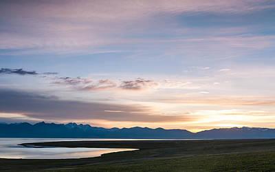 Sunrise Photograph - Evening by Konstantin Dikovsky
