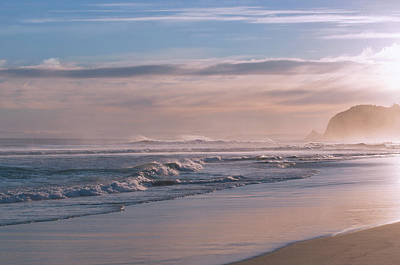 St.kilda Photograph - Evening Sea by Jill Ferry Photography