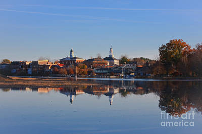 Exeter Nh Print by Douglas Armstrong