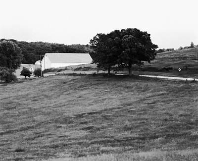 Farming Waukesha County Original by Jan Faul