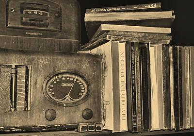 Burl Photograph - Favorite Things by Kristin Elmquist