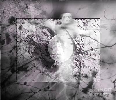 Yesayah Mixed Media - Final Journey  by Fania Simon